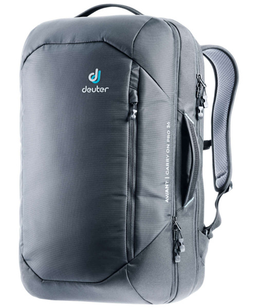 black - Deuter Aviant Carry On Pro 36