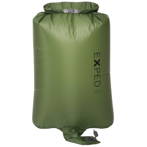 green - Exped Schnozzel Pumpbag UL M