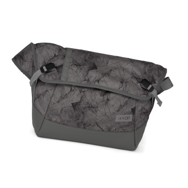 rock grain - Aevor Messenger Bag