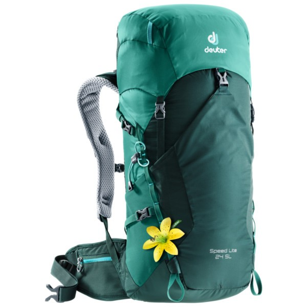 forest-alpinegreen - Deuter Speed Lite 24 SL