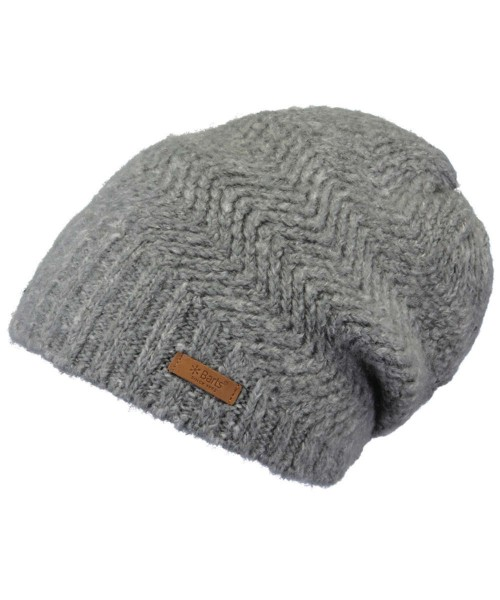 heather grey - Barts Cecilia Beanie