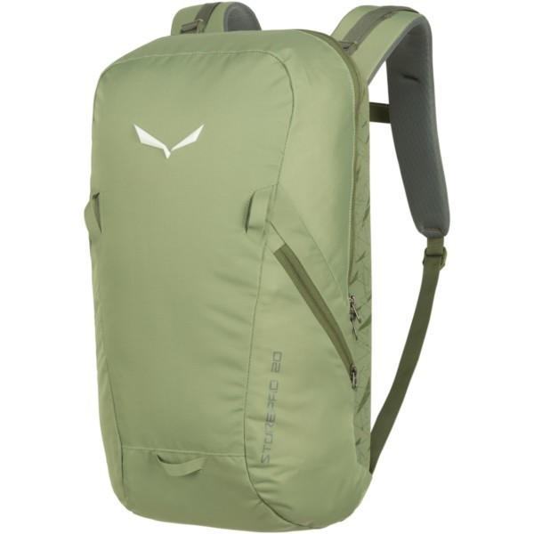 oil green - Salewa Storepad 20 Bp