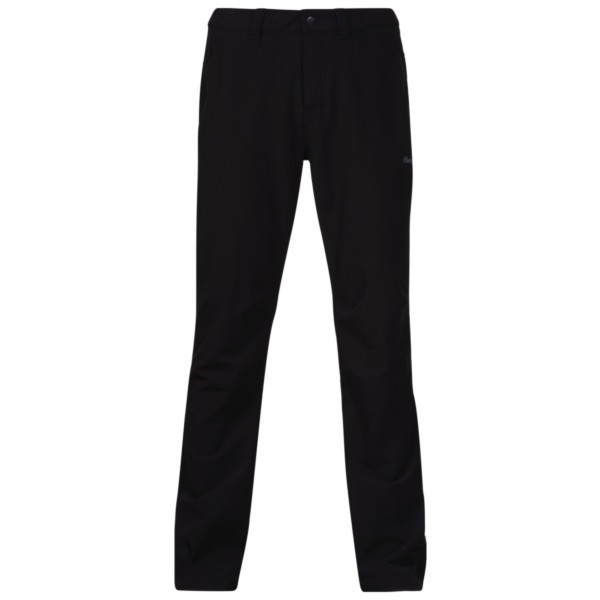 black - Bergans Ramberg Softshell Pants