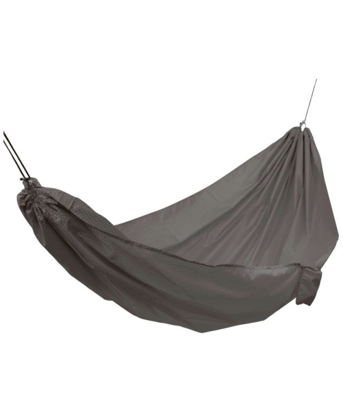 charcoal - Exped Travel Hammock Lite Plus