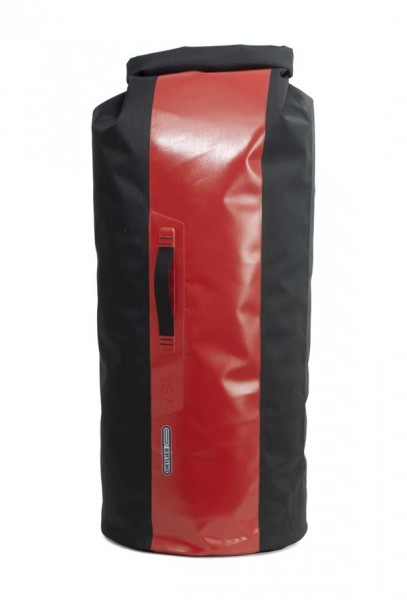 schwarz-rot - Ortlieb Packsack PS490, 79 L, ohne Ventil