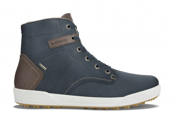 navy/braun - Lowa London II GTX QC