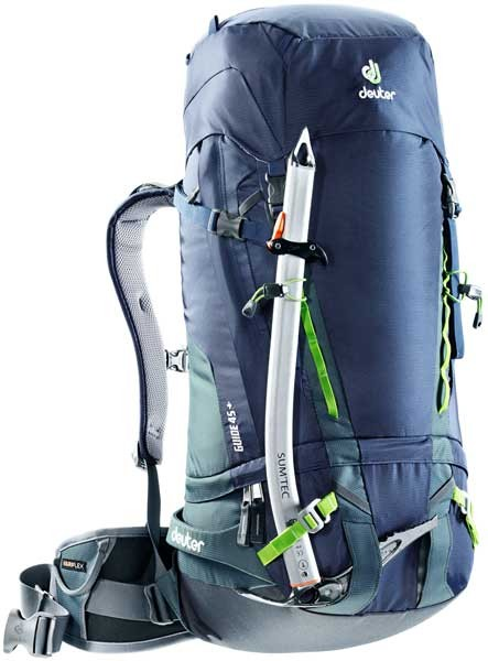 navy-granite - Deuter Guide 45+