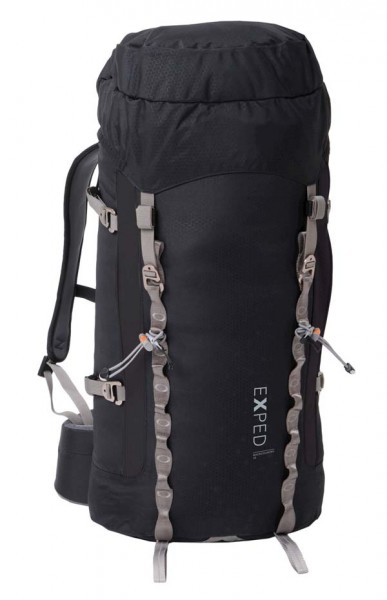 black - Exped Backcountry 45