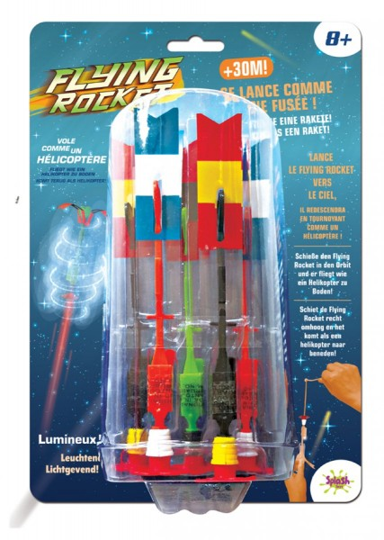 Splash Toys Flying Rocket